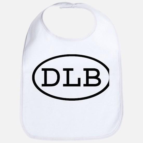 DLB Oval Bib