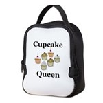 Cupcake Queen Neoprene Lunch Bag