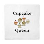 Cupcake Queen Queen Duvet