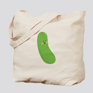 Funny Pickle Tote Bag