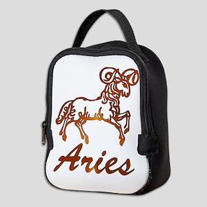 Bronze Ram Neoprene Lunch Bag
