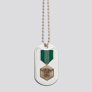 Army Commendation Dog Tags