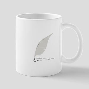 Note Taking Mugs