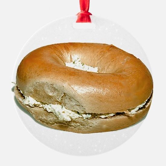 bagelandcreamcheese Ornament