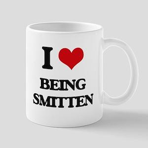 I love Being Smitten Mugs