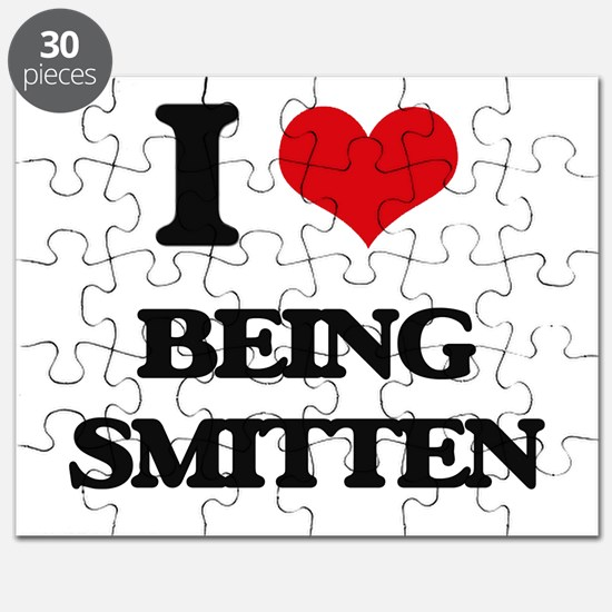 I love Being Smitten Puzzle