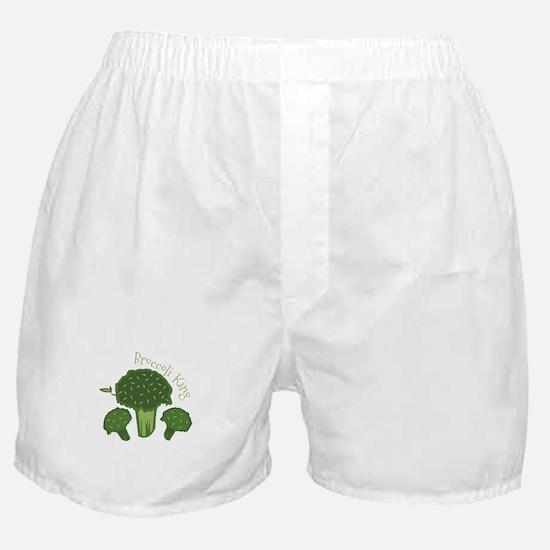 Broccoli King Boxer Shorts