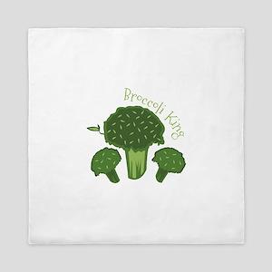 Broccoli King Queen Duvet