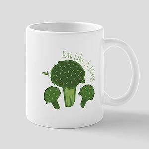 Eat Broccoli Mugs