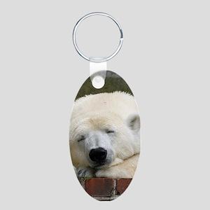 Polar bear 003 Keychains