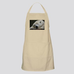 Polar bear 011 Apron