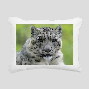Leopard010 Rectangular Canvas Pillow