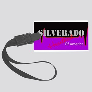 Silverado Luggage Tag