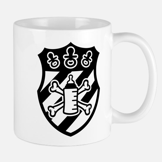 Baby Coat of Arms Mugs