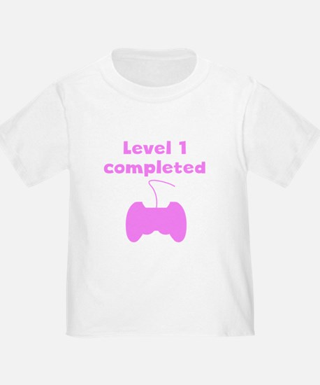 Level 1 Completed T-Shirt