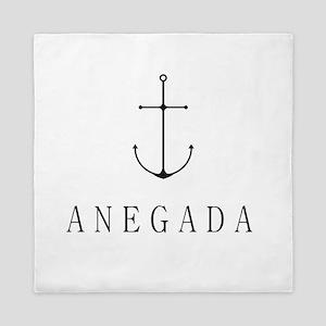 Anegada Sailing Anchor Queen Duvet