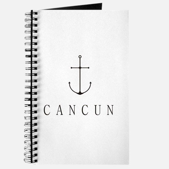 Cancun Sailing Anchor Journal