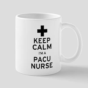 Keep Calm PACU Nurse Mugs