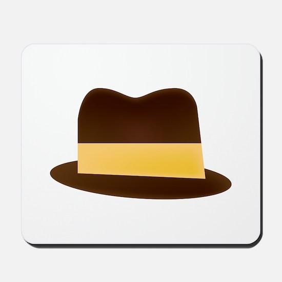 Fedora Hat Mousepad