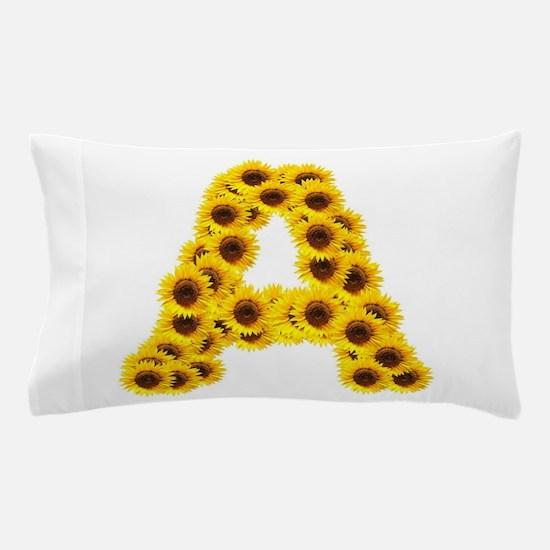 Unique Sunflower Pillow Case