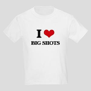 I Love Big Shots T-Shirt