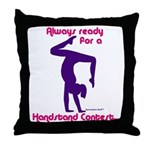 Gymnastics Pillow - Handstand