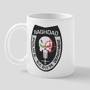 Bagdad Police Sniper Mug