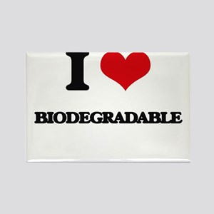 I Love Biodegradable Magnets