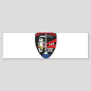 VF-154 Black Knights Bumper Sticker