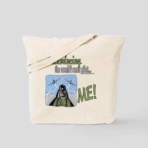 Future Pilots Tote Bag