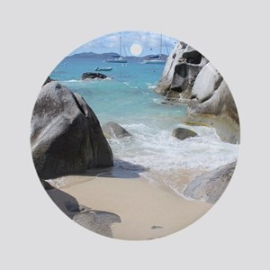 The Baths Ornament (Round)