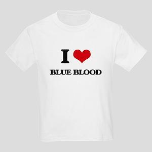 I Love Blue Blood T-Shirt