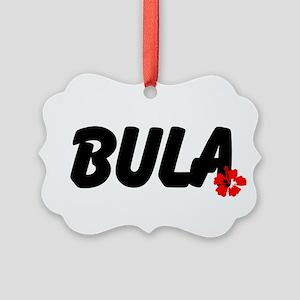 Bula Picture Ornament