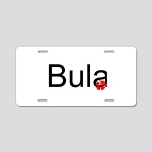 Bula Aluminum License Plate