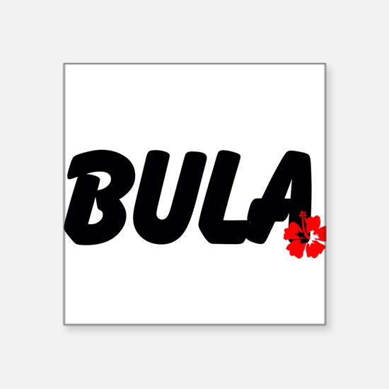 Bula Sticker