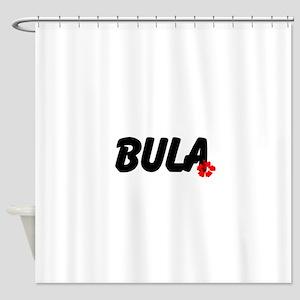 Bula Shower Curtain