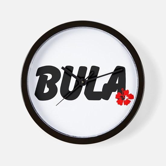 Bula Wall Clock