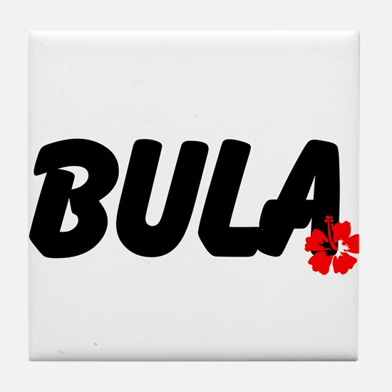 Bula Tile Coaster