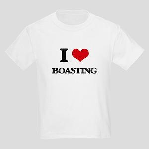 I Love Boasting T-Shirt