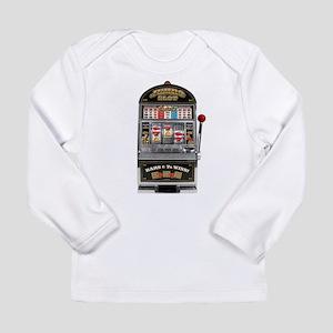 Casino Slot Machine Long Sleeve T-Shirt