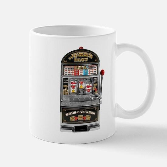 Casino Slot Machine Mugs