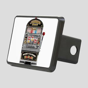 Casino Slot Machine Rectangular Hitch Cover