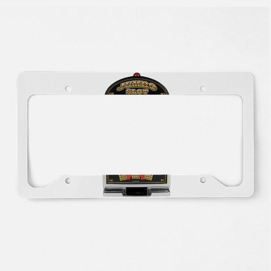 Casino Slot Machine License Plate Holder