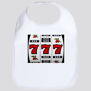 Casino Slot Machine Bib