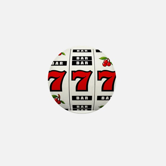 Casino Slot Machine Mini Button
