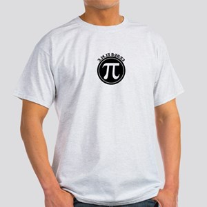 Pi Day 2015 (B) Light T-Shirt