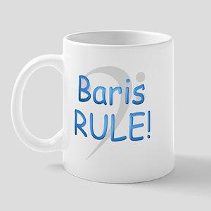 Baris RULE! Mug