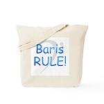 Baris RULE! Tote Bag