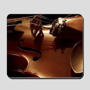 Beautiful Violin Mousepad