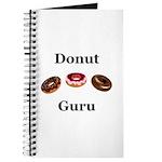 Donut Guru Journal